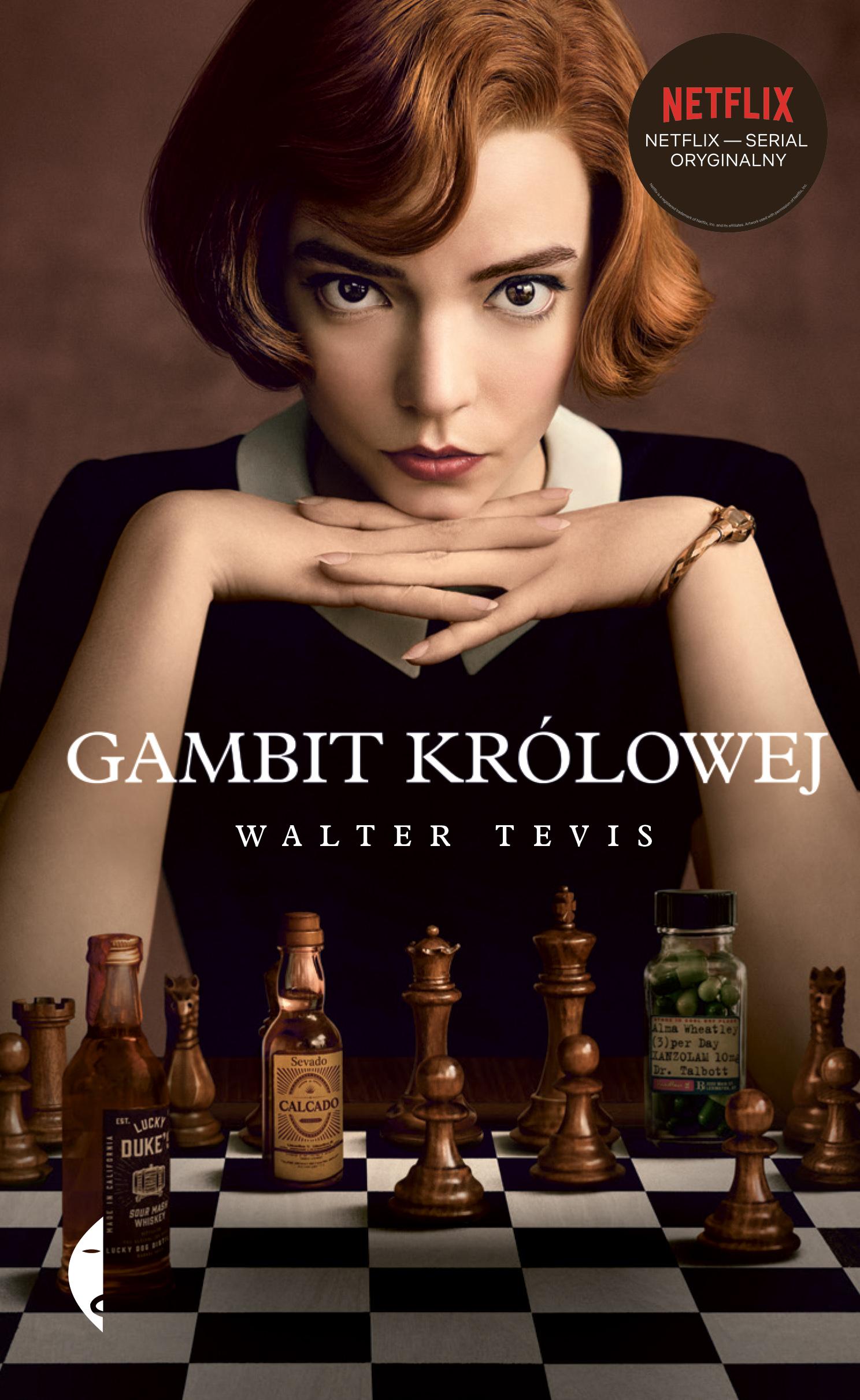 Gambit królowej - Wydawnictwo Czarne