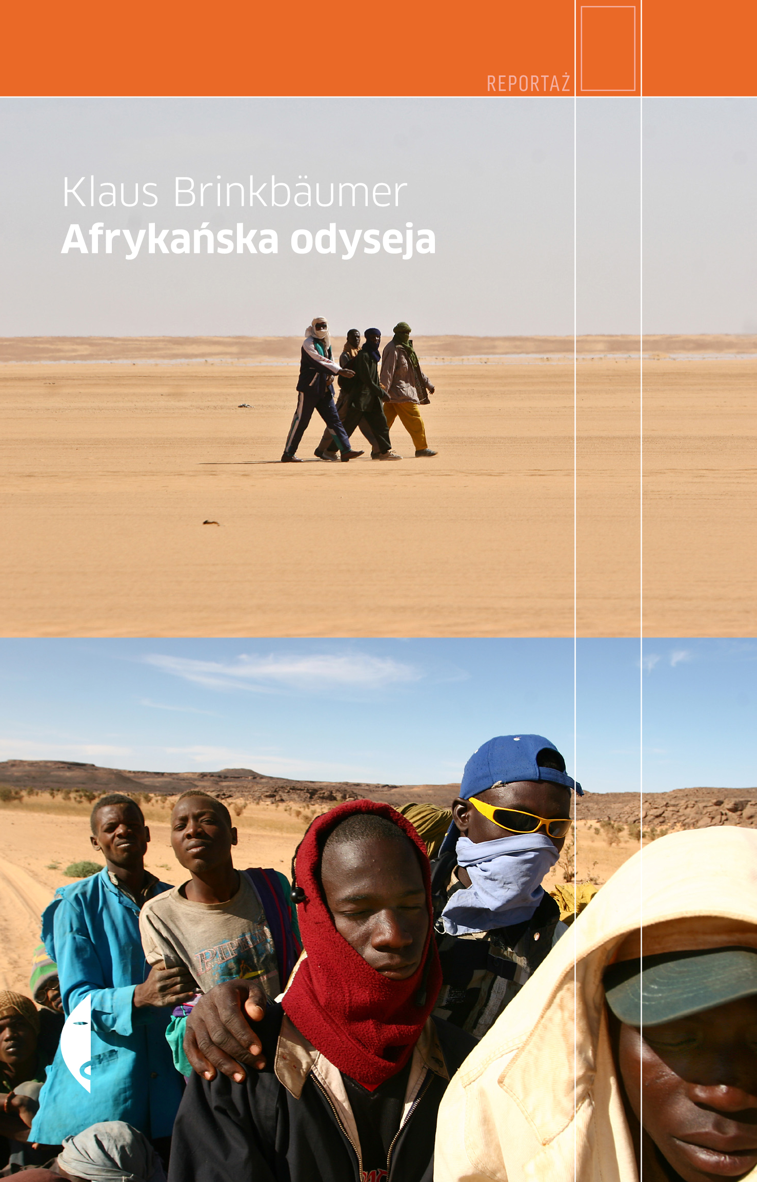 Afrykańska odyseja - okładka