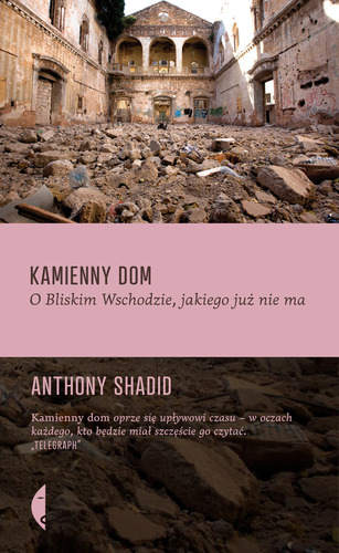 Anthony Shadid, Kamienny dom