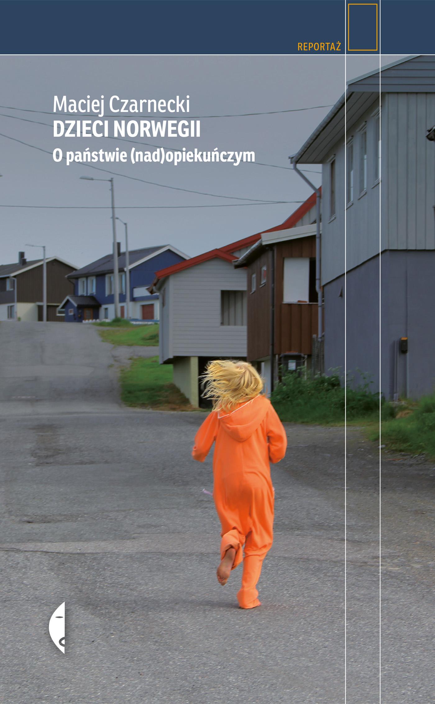 Dzieci Norwegii - okładka