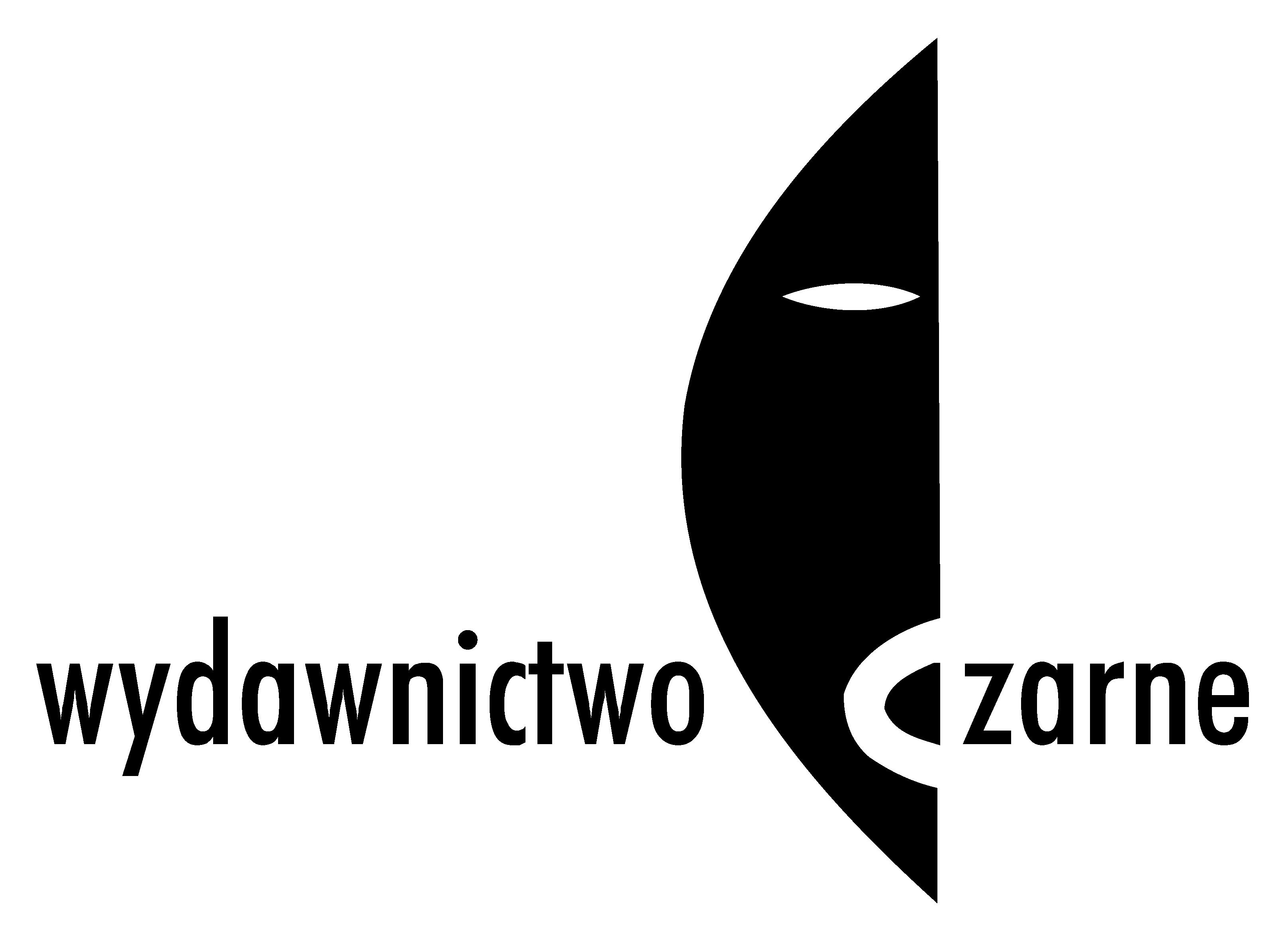 Logo Wydawnictwa Czarne